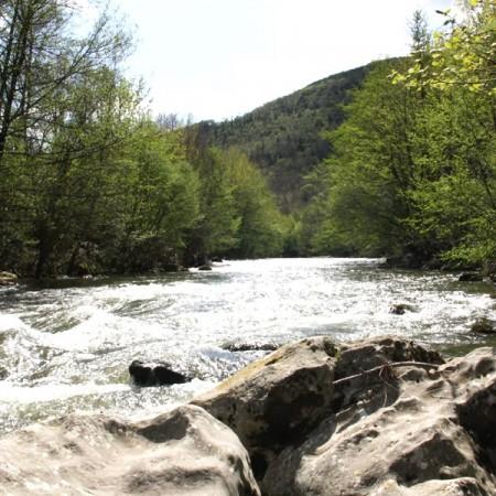 River Aude