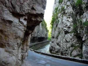 Gorges de Saint Georges